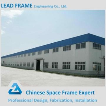 Customized Stable Light Weight Prefabricated Industrial Shed