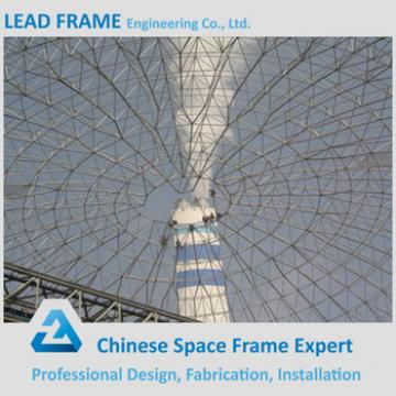 Light Spaceframe Dome Structure