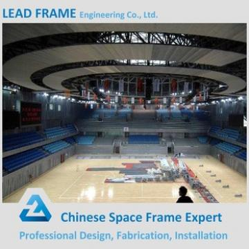 Anti-corrotion Bolt Joint Space Frame Secure Football Stadium
