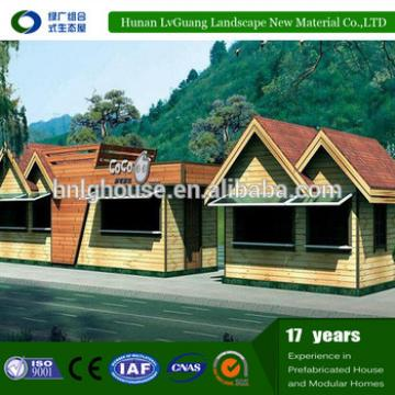 Prefabricated dome houses for tourism villa