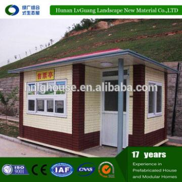 Strong Modern Prefab steel structure house