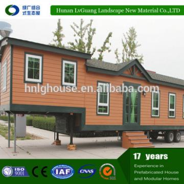 High quality low cost cheap mobile home building materials