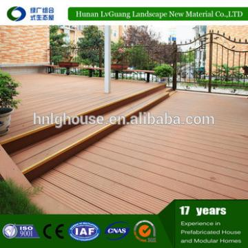 Garden furniture WPC decking floor