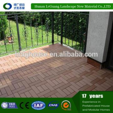Hot sale WPC waterproof wood flooring in high grade