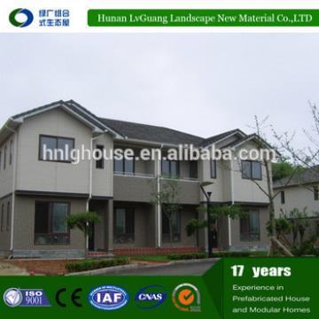 New Standard Prefabricated luxury steel frame modular homes