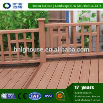 Popular cheapest WPC fence supply