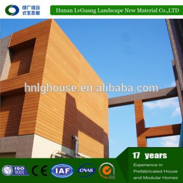 Factory Price Wood Exterior Outdoor WPC Wall Panels