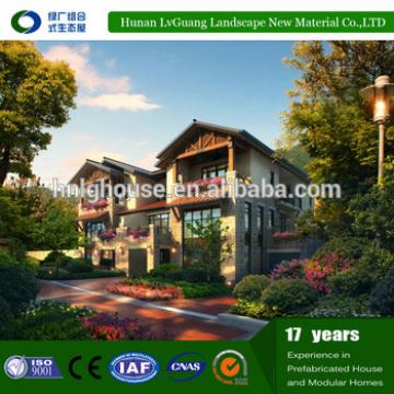 lower cost prefab feeding steel structure chicken farm house