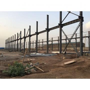 Good quality steel structure warehouse beautiful steel structure workshop