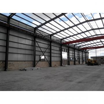 New technlogy steel structure warehouse in Srilanka