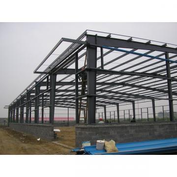 New style big warehouse prefab house in Srilanka