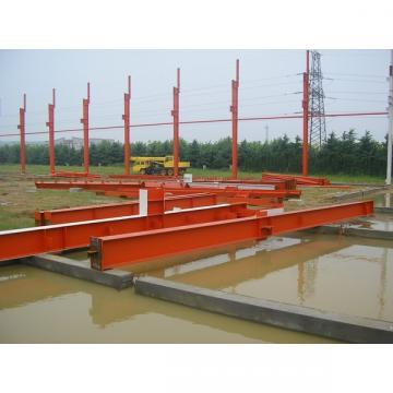 Steel frame warehouse plans