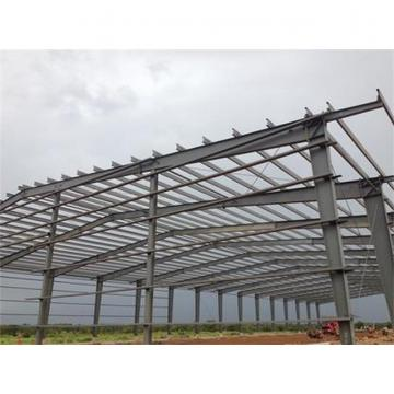 China prefab steel structure shed warehouse in Srilanka