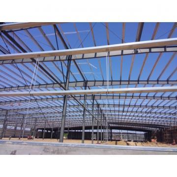Steel structure warehouse prefab house in Srilanka