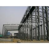 light structural steel hangar building design construction