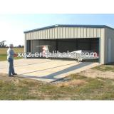New Design High Quality Prefabricated steel aircraft hangar project