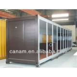 CANAM- Fiber glass container coffee shop