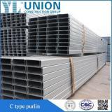 steel galvanized c purlin