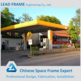 High Quality Customized Structure Gas Station