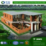 Prefabricated construction materials