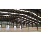 Designed steel structure warehouse rice workshop