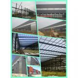Low cost steel space frame construction dome glass roof
