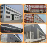 low cost Prefabricated steel modular workshop building