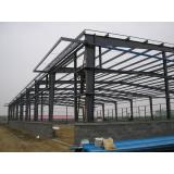 High quality steel structure rice plant