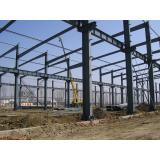 Water proof steel structure rice plant