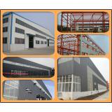 Prefabricated steel structure warehouse in Srilanka