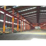large span prefab warehouse in Srilanka