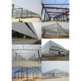Lightweight steel space frame football stadium
