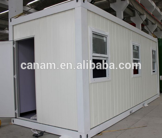Flat pack modular container house typical container modified container house