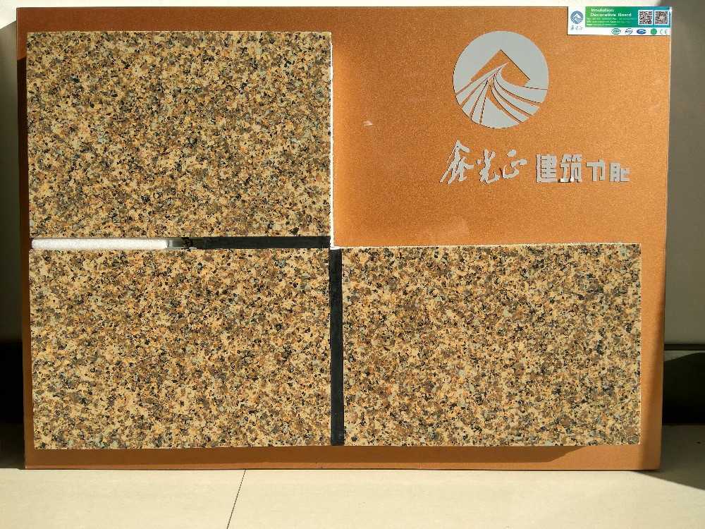 Low cost polyurethane sandwich panel XPS-01