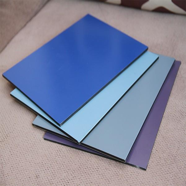 Hot selling aluminum composite panel acp acm panel with low price for Nepal #1 image