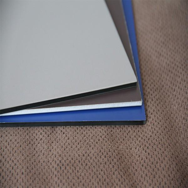 3mm 4mm aluminium composite panel/acp/wall cladding Panel for Pakistan #3 image