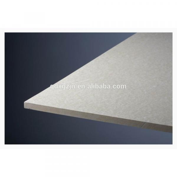 Light weight fire proof silicate calcium board #3 image
