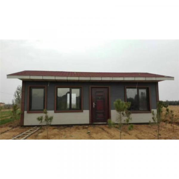 Multifunctional duplex container house #3 image