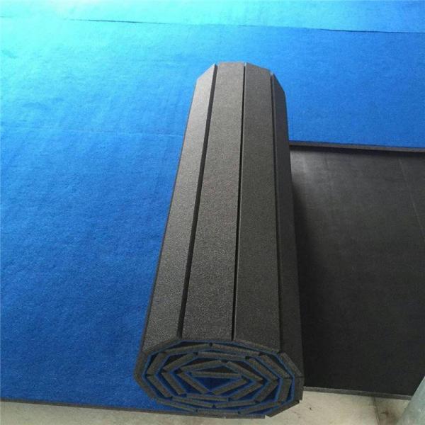 China folding foam beach mat #1 image
