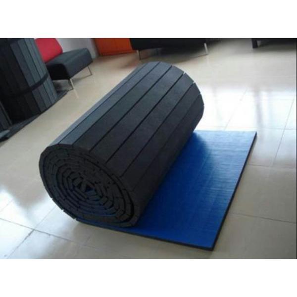 China folding foam beach mat #2 image
