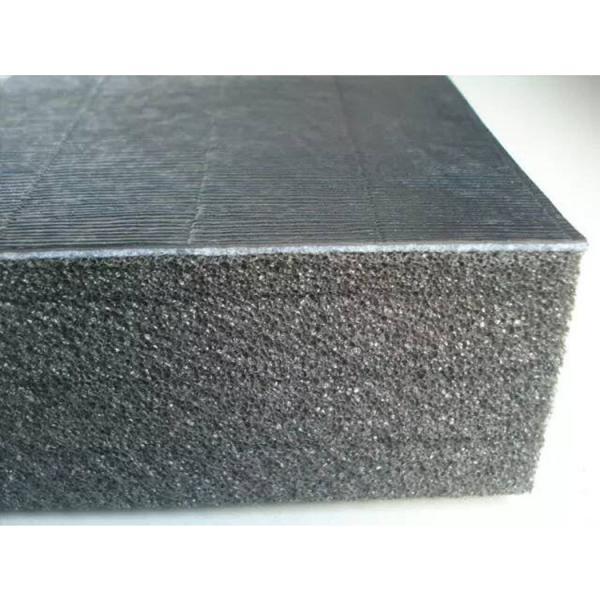 China folding foam beach mat #3 image
