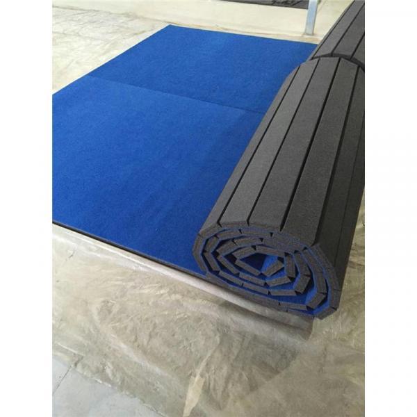 Professional memory foam floor mat #1 image
