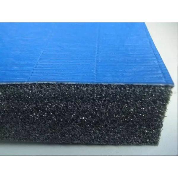 Multifunctional memory foam living room floor mat #4 image