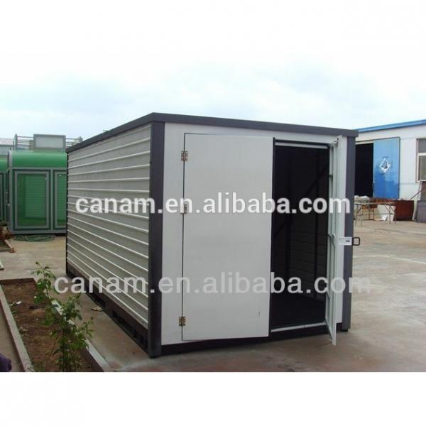 portable 40 ft modified shipping container showroom #2 image