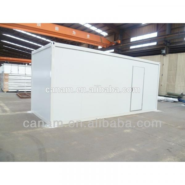 portable 40 ft modified shipping container showroom #3 image