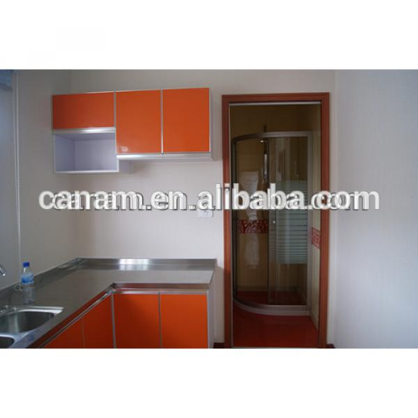 Chinese supplier container house Home For Sale with heating radiators #2 image