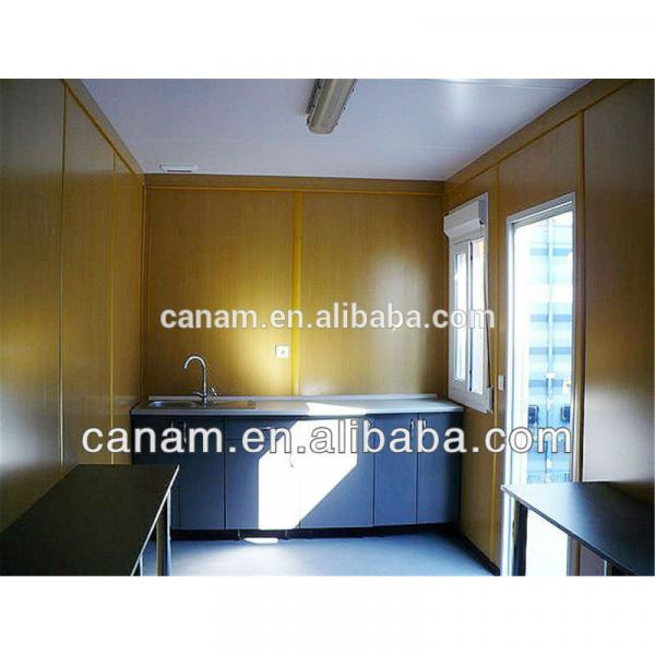 Chinese supplier container house Home For Sale with heating radiators #4 image