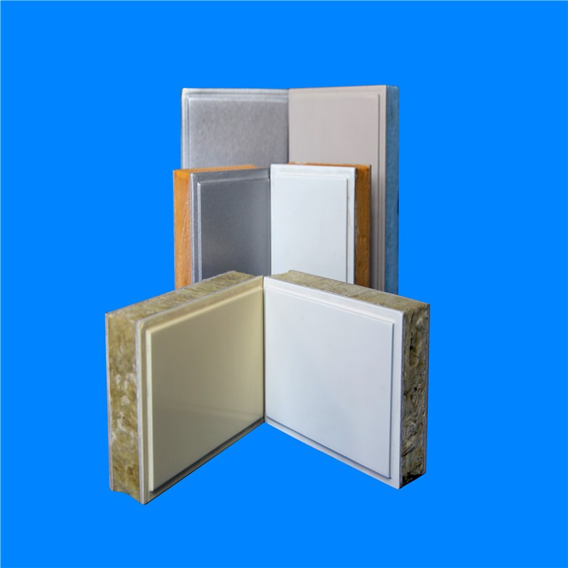 Low cost prefabricated sandwich panel house made in China #2 image