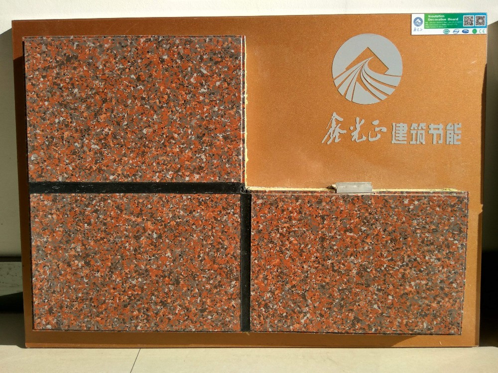 China Flexible eps concrete sandwich wall panel XPS-01 #1 image