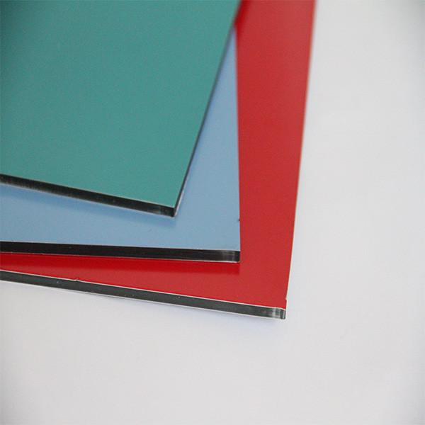 The fastest delivery time antistatic polystyrene decorative aluminum composite panel aluminum composite panel 3mm #4 image